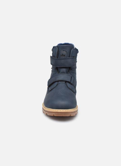 Bottines et boots Lico Corner V Bleu vue portées chaussures