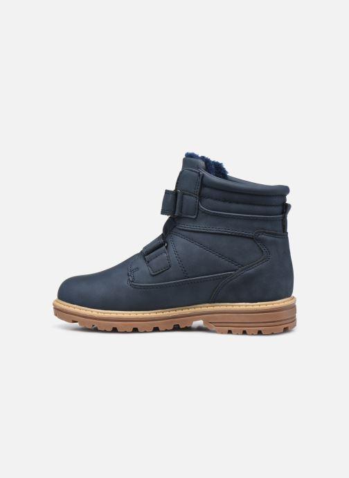 Bottines et boots Lico Corner V Bleu vue face