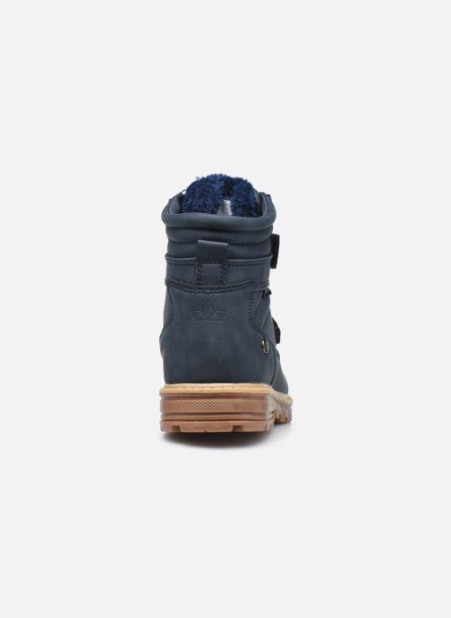 Bottines et boots Lico Corner V Bleu vue droite