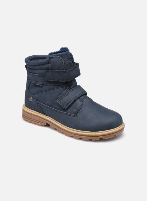 Bottines et boots Lico Corner V Bleu vue détail/paire