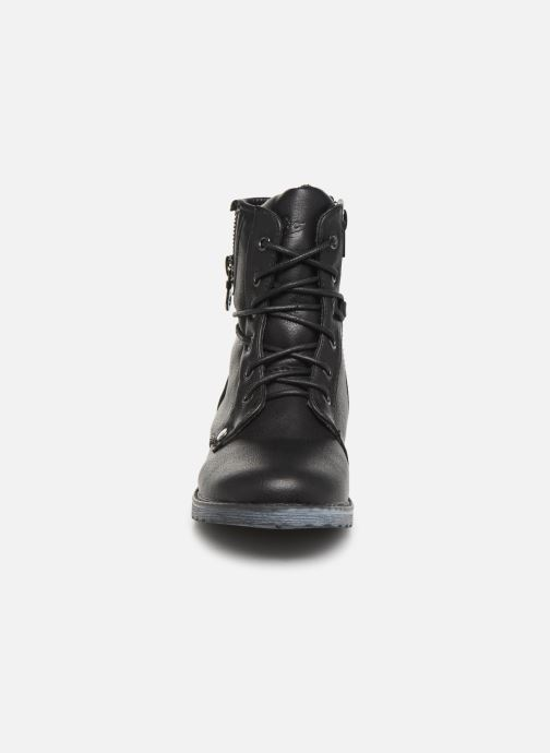 Boots en enkellaarsjes LICO Carolin Zwart model