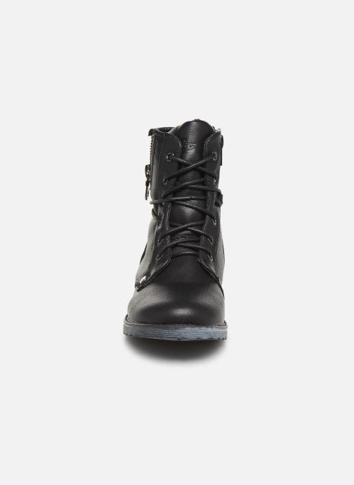 Bottines et boots LICO Carolin Noir vue portées chaussures