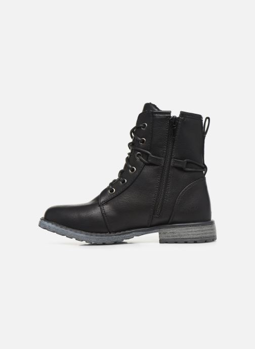 Ankle boots LICO Carolin Black front view