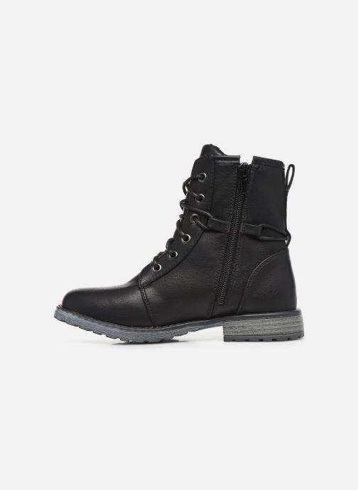 Boots en enkellaarsjes LICO Carolin Zwart voorkant