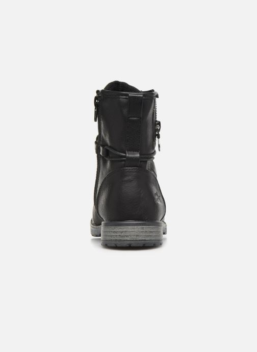 Ankle boots LICO Carolin Black view from the right