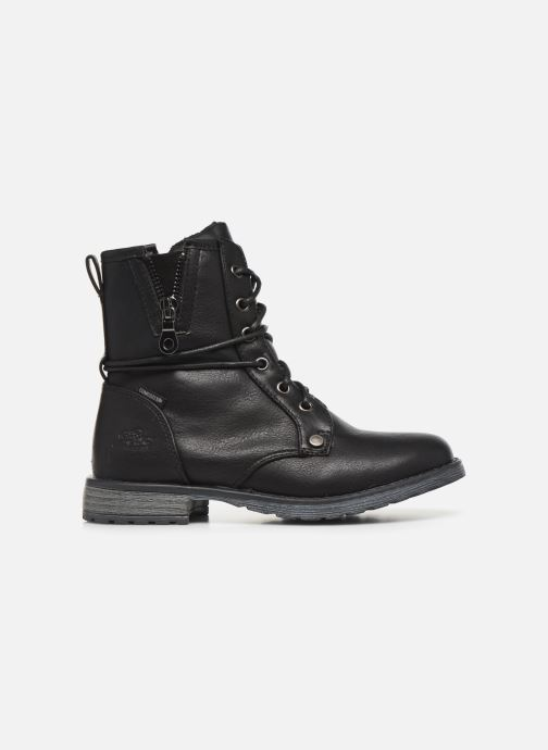 Boots en enkellaarsjes LICO Carolin Zwart achterkant