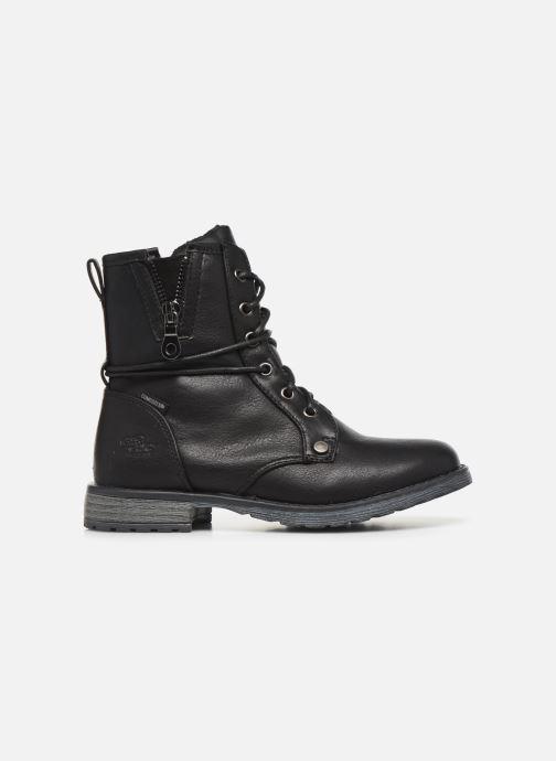 Bottines et boots LICO Carolin Noir vue derrière