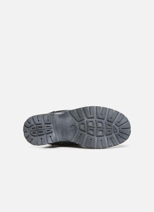 Stiefeletten & Boots LICO Carolin schwarz ansicht von oben
