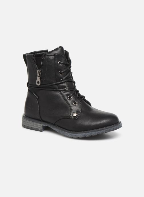 Ankle boots LICO Carolin Black detailed view/ Pair view