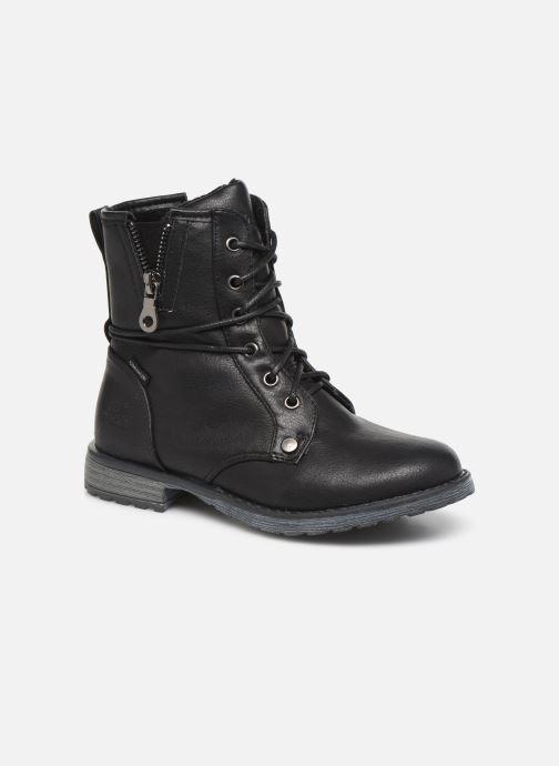 Boots en enkellaarsjes LICO Carolin Zwart detail
