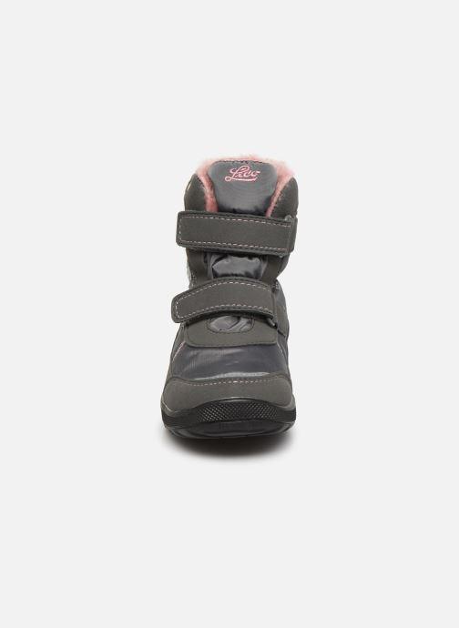 Chaussures de sport LICO Antonia V Gris vue portées chaussures