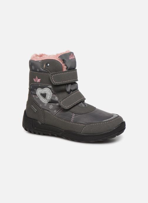 Chaussures de sport LICO Antonia V Gris vue détail/paire