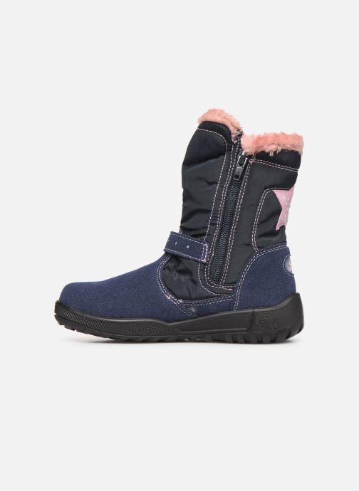Chaussures de sport LICO Tonja Bleu vue face