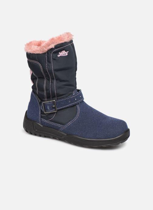 Chaussures de sport LICO Tonja Bleu vue détail/paire