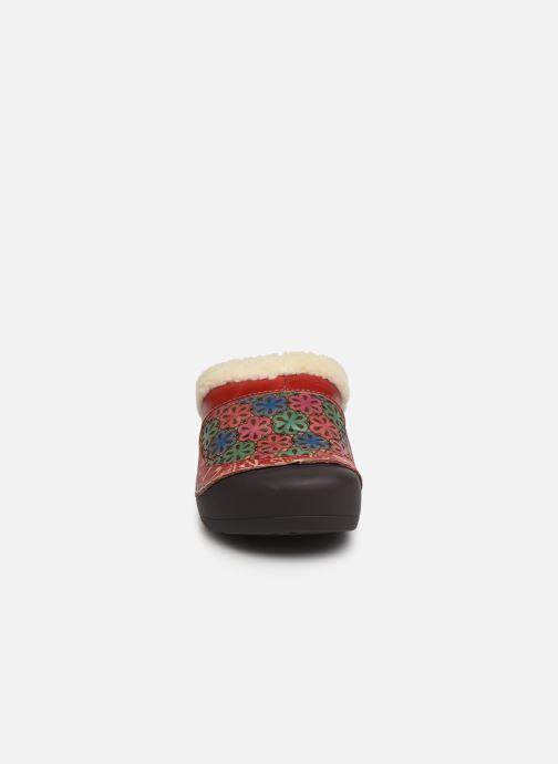 Chaussons Laura Vita GACINO 01 Multicolore vue portées chaussures