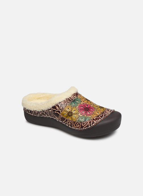 Pantoffels Laura Vita GACINO 02 Multicolor detail