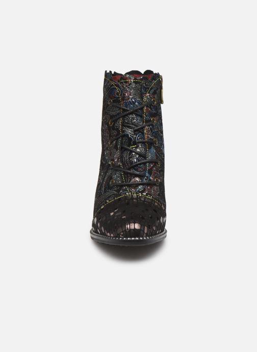 Stivaletti e tronchetti Laura Vita ALCBANEO 1279 Multicolore modello indossato