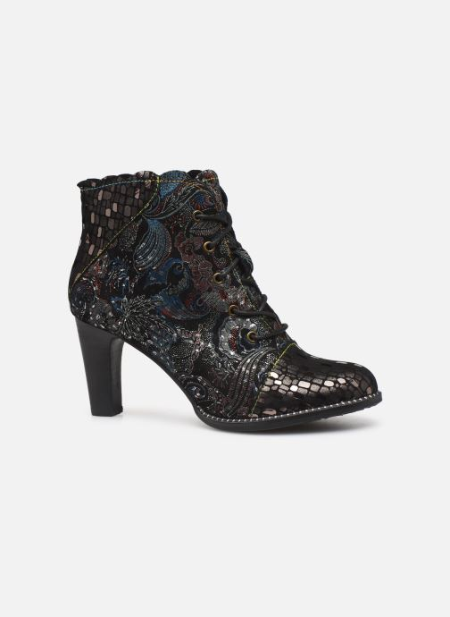 Ankle boots Laura Vita ALCBANEO 1279 Multicolor back view