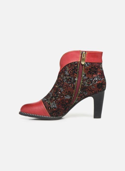 Bottines et boots Laura Vita ALCBANEO 039 Rouge vue face