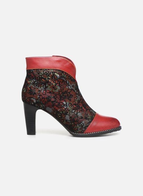 Bottines et boots Laura Vita ALCBANEO 039 Rouge vue derrière