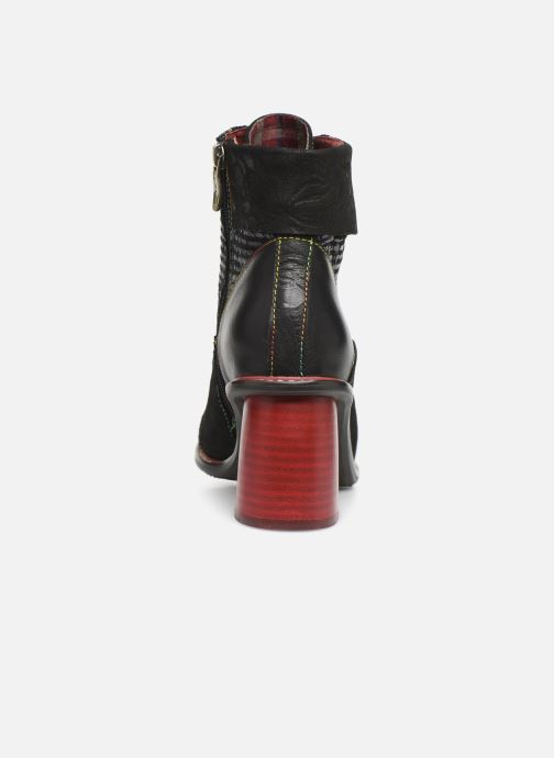 Ankle boots Laura Vita EVCAO 11 Black view from the right