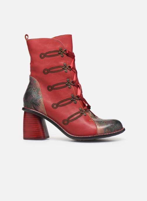 Bottines et boots Laura Vita EVCAO 01 Rouge vue derrière