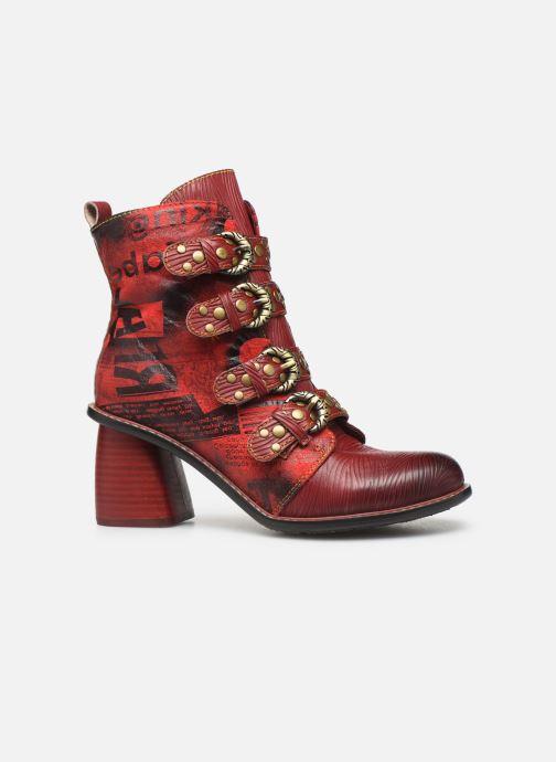 Bottines et boots Laura Vita EVCAO 03 Rouge vue derrière