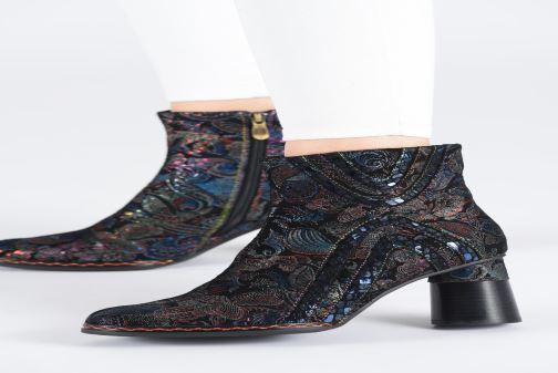 Bottines et boots Laura Vita GUCSTOO 02 Multicolore vue bas / vue portée sac