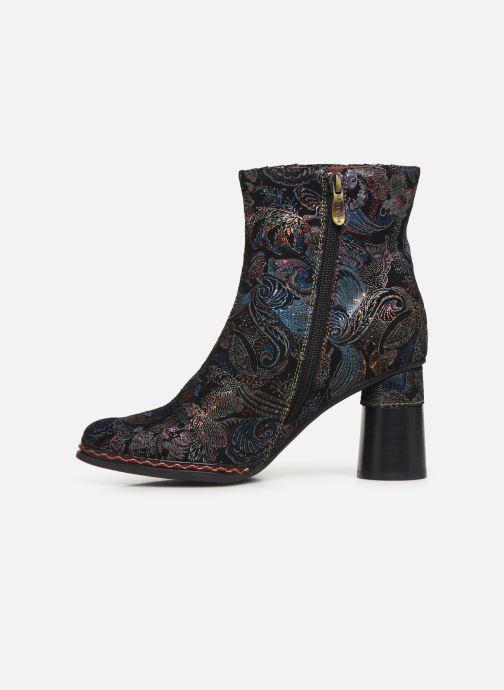 Bottines et boots Laura Vita GUCSTOO 02 Multicolore vue face
