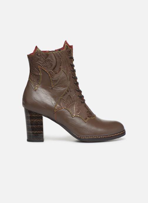 Boots en enkellaarsjes Laura Vita ELCEAO 22 Bruin achterkant