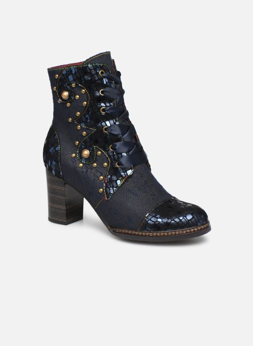 Bottines et boots Laura Vita ELCEAO 03 Bleu vue détail/paire