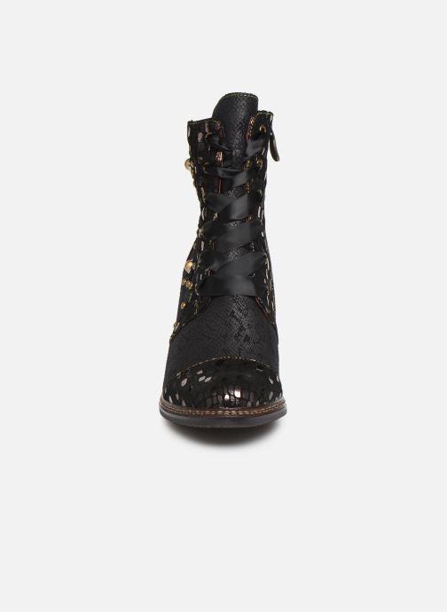 Bottines et boots Laura Vita ELCEAO 03 Noir vue portées chaussures