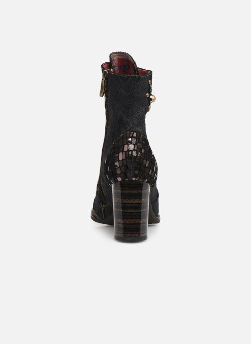 Bottines et boots Laura Vita ELCEAO 03 Noir vue droite