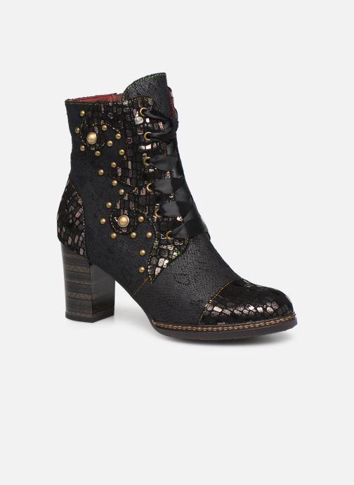 Bottines et boots Laura Vita ELCEAO 03 Noir vue détail/paire