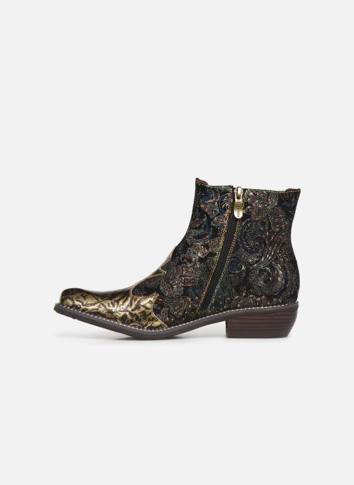 Ankle boots Laura Vita ERCWINAO 03 Multicolor front view