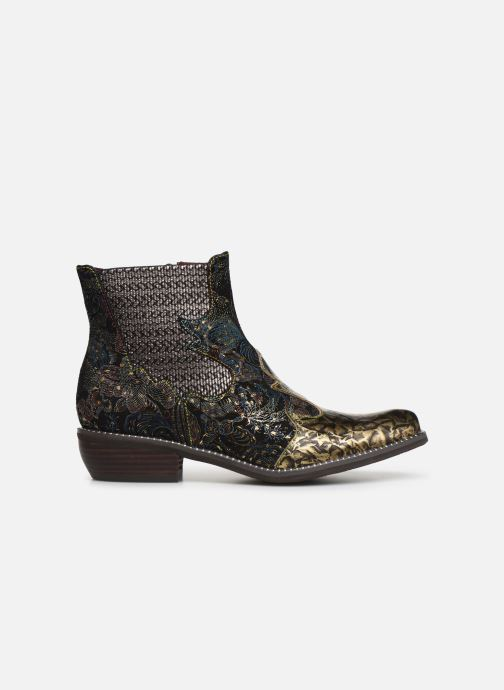 Ankle boots Laura Vita ERCWINAO 03 Multicolor back view