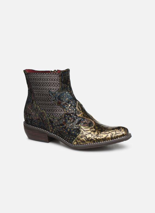 Bottines et boots Laura Vita ERCWINAO 03 Multicolore vue détail/paire