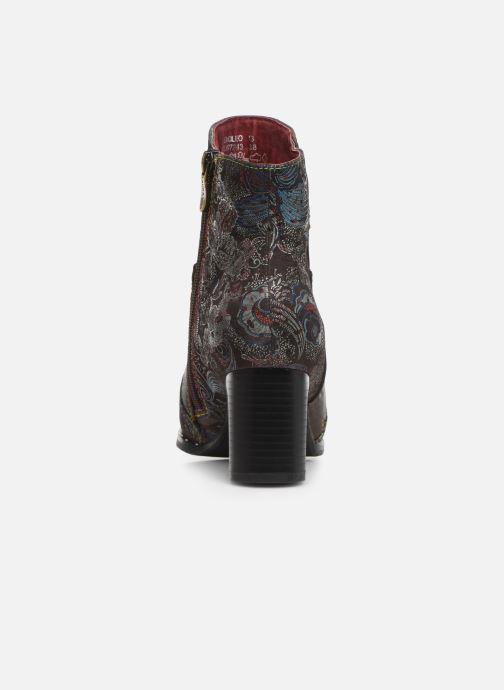 Bottines et boots Laura Vita EMCILIEO 13 Multicolore vue droite