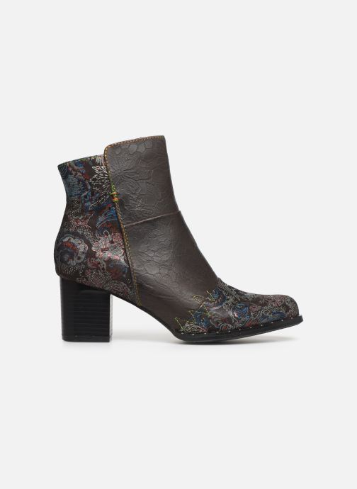 Ankle boots Laura Vita EMCILIEO 13 Multicolor back view