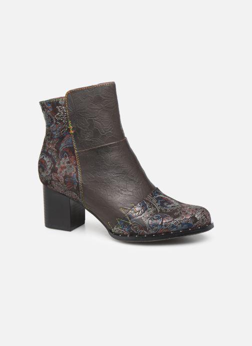 Boots en enkellaarsjes Laura Vita EMCILIEO 13 Multicolor detail