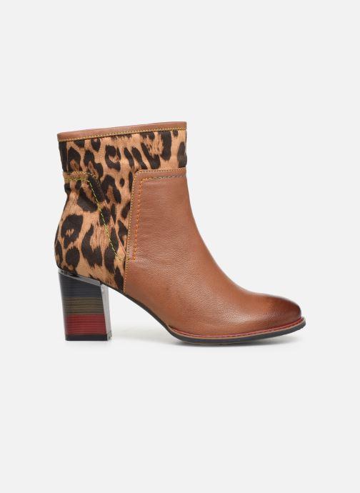 Bottines et boots Laura Vita GECEKO 01 Marron vue derrière