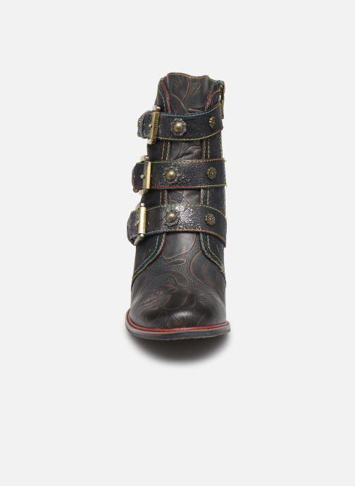 Bottines et boots Laura Vita GECEKO 02 Gris vue portées chaussures