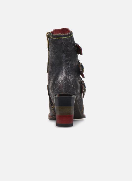 Bottines et boots Laura Vita GECEKO 02 Gris vue droite