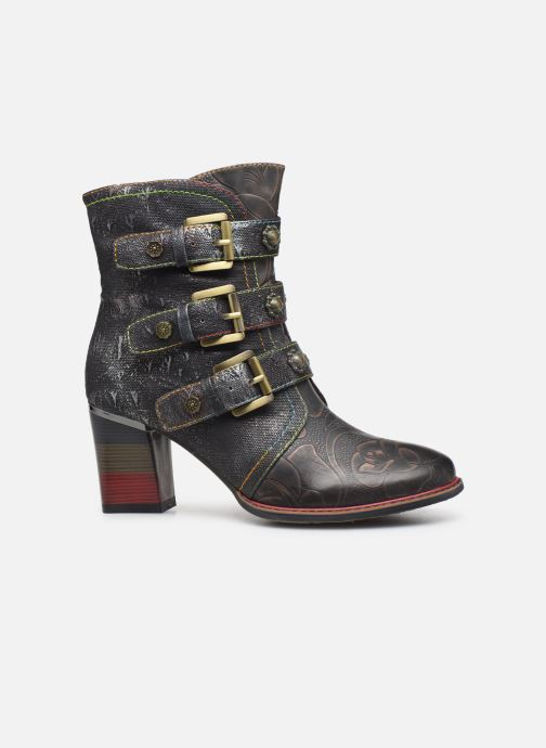 Bottines et boots Laura Vita GECEKO 02 Gris vue derrière