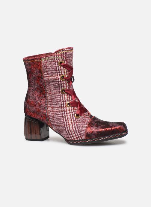 Bottines et boots Laura Vita GOCALO 02 Rouge vue derrière