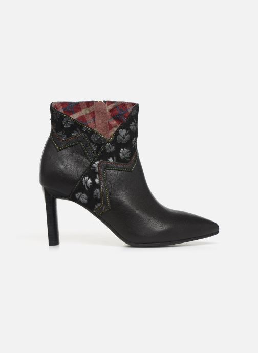 Ankle boots Laura Vita GECNIEO 03 Black back view