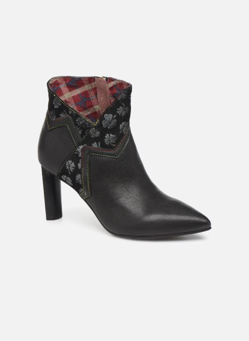 Ankle boots Laura Vita GECNIEO 03 Black detailed view/ Pair view