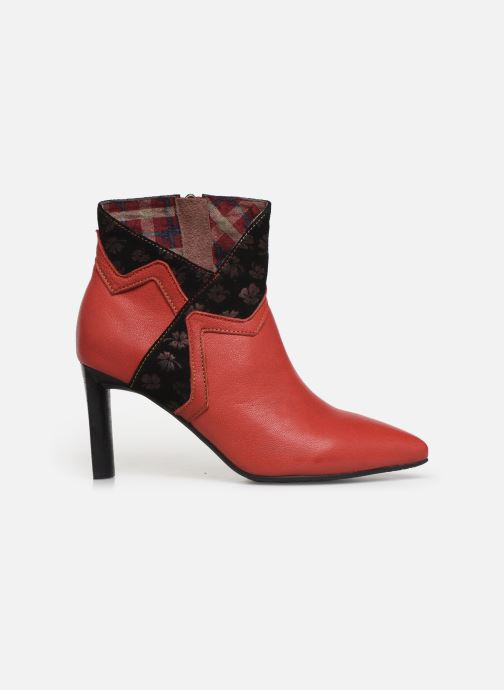 Bottines et boots Laura Vita GECNIEO 03 Rouge vue derrière