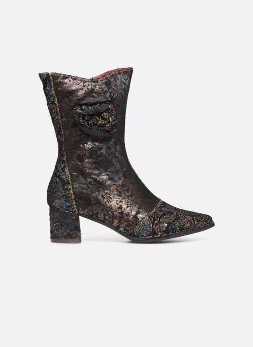 Boots en enkellaarsjes Laura Vita GUCGUSO 01 Zwart achterkant