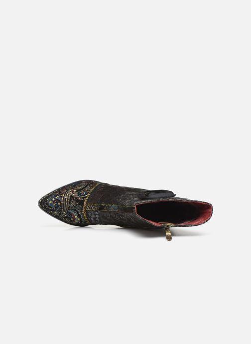 Boots en enkellaarsjes Laura Vita GUCGUSO 01 Zwart links